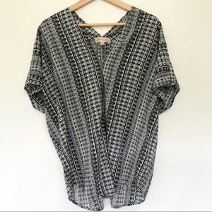 Philosophy Loose Fitting Top